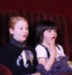 Peacheyboo | British Childrenswear- Raccoon Dress, Pelican Tee, The Gate Cinema, Nottinghill