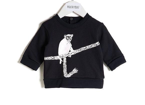 Lemur Sweater