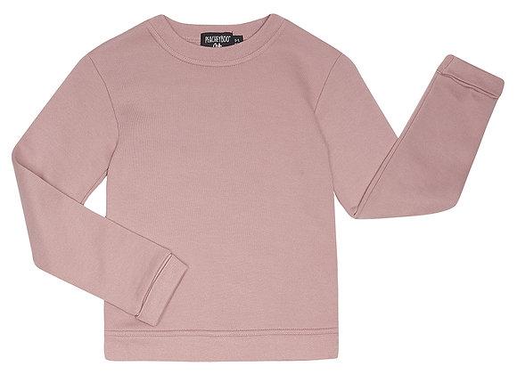 Plum Sweater