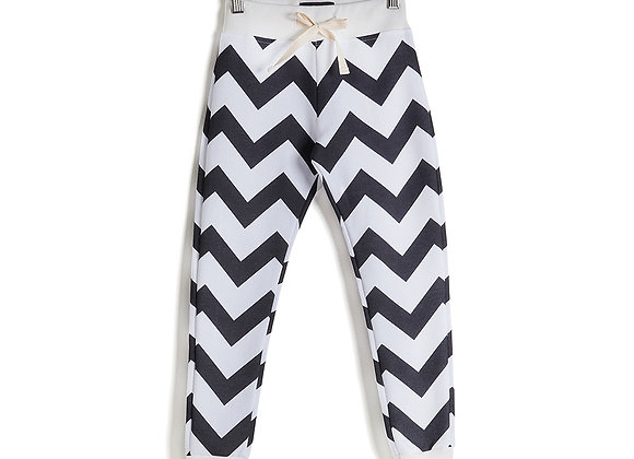 Chevron Sweatpants