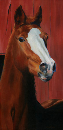 Red Barn, Red Horse