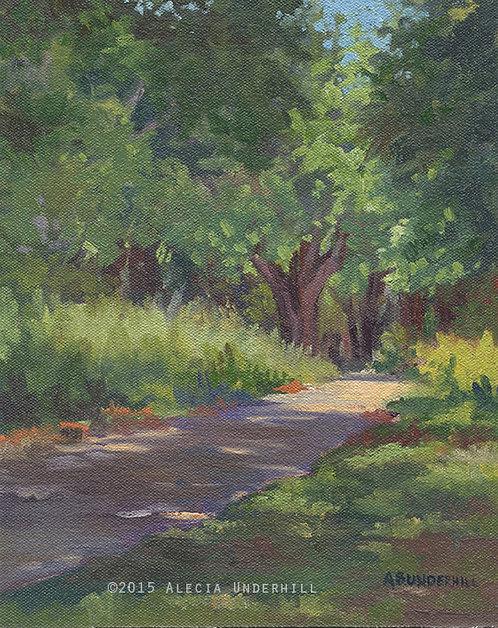 Old Ravanelle Road
