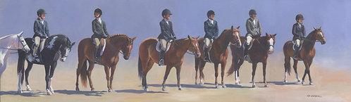 Pony Line-up