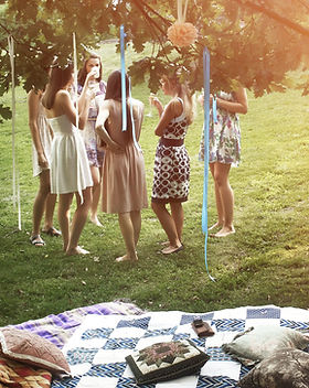 Bridal Shower Picnic