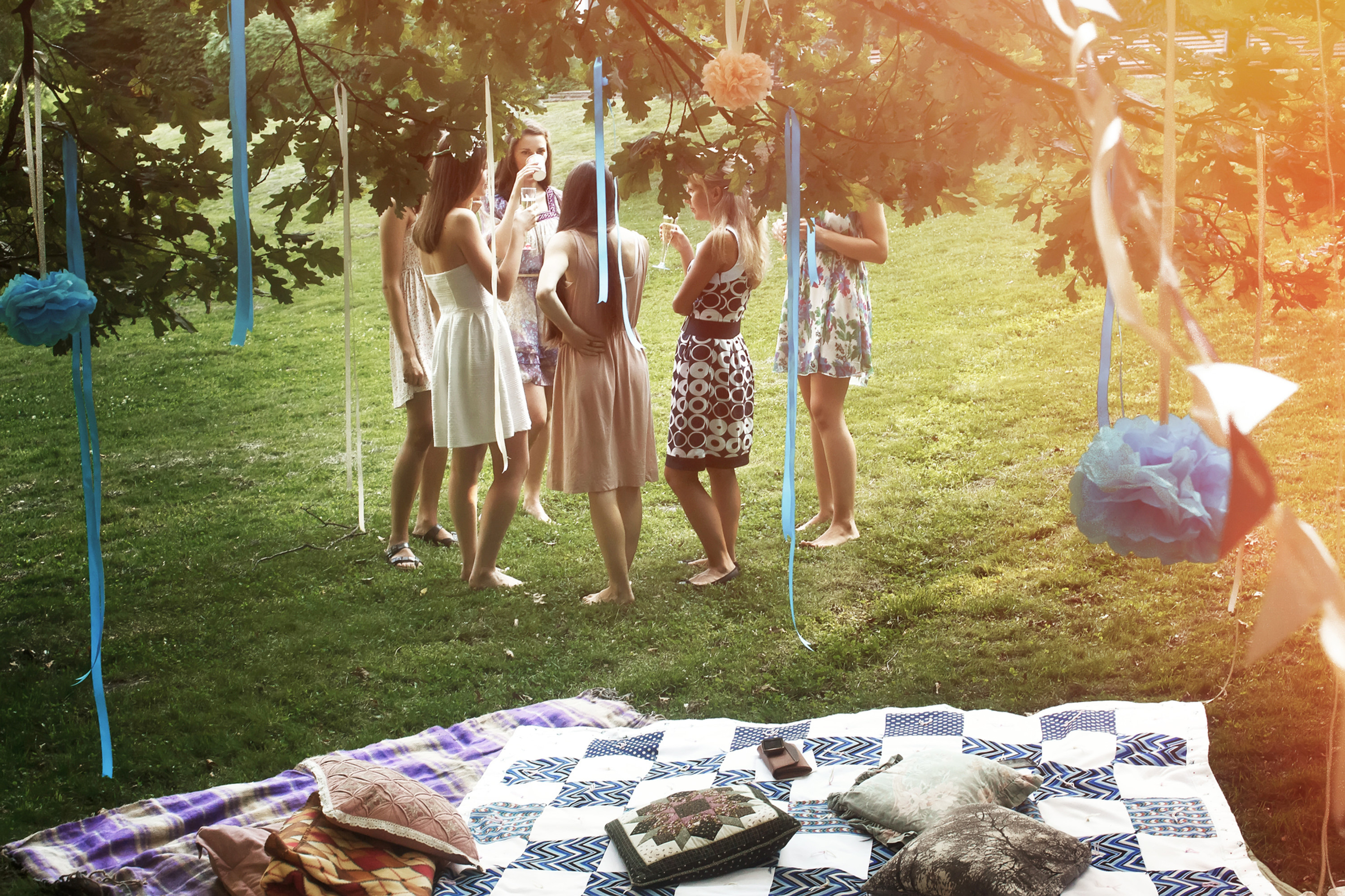 Bridal Luxe Picnic
