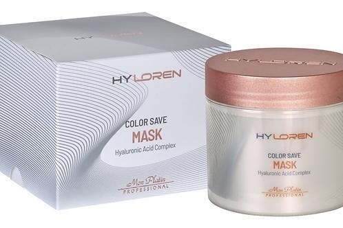 HyLoren Premium N°2 Masque Capillaire Cheveux Abimés - 500 ml