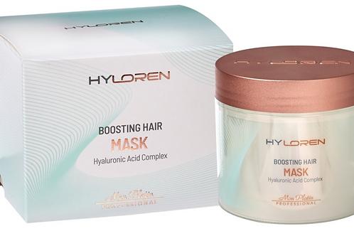 HyLoren Premium N°2 Masque Capillaire Cheveux Fins et Fragiles 500 ml