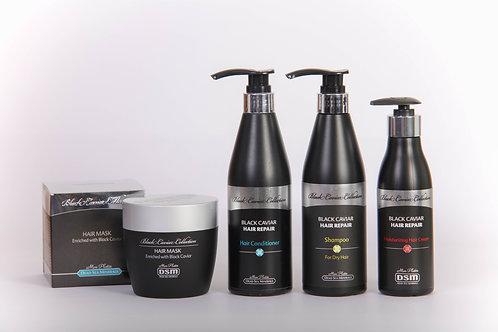 Coffret Shampooing, Après Shampooing, Masque & Crème