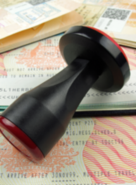 Australian Visas and Stamp
