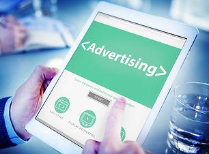 Digital Online Webpage Advertising Marke