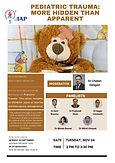 Pediatric Trauma: More Hidden than Apparent