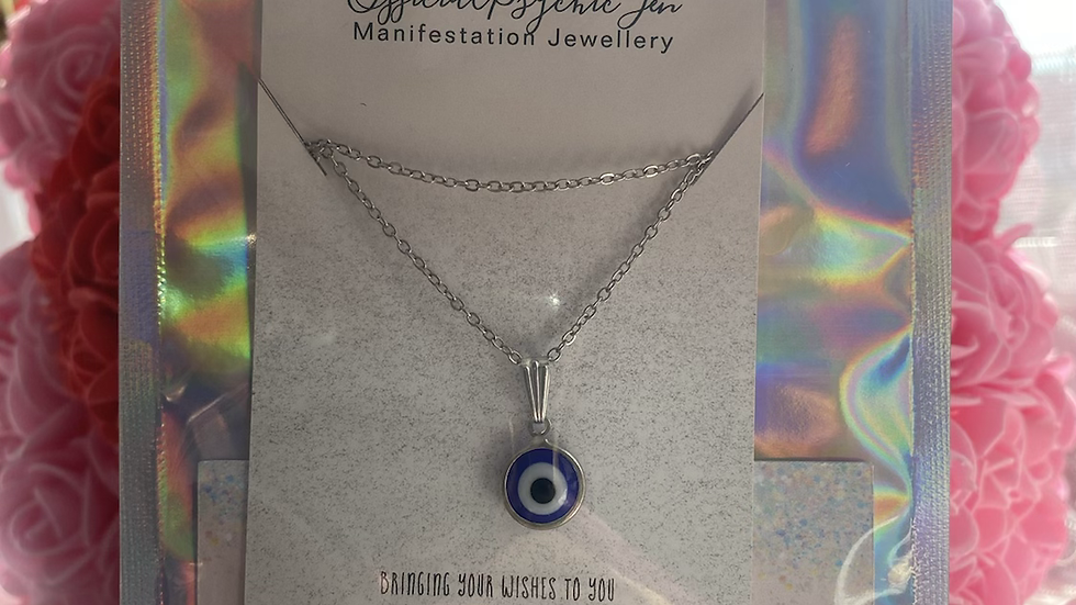 Turkish Eye Necklace