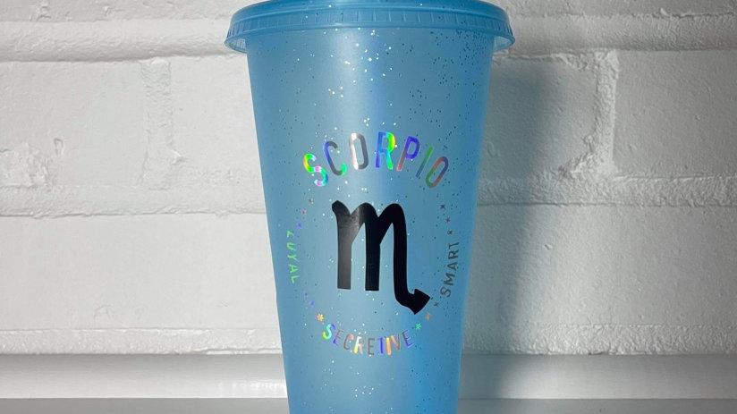 Scorpio ♏️ Drinking Cup
