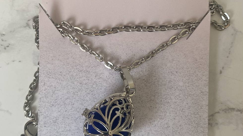 Aroma Necklace - Butterfly
