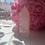 Thumbnail: Rose Quartz Pillar Crystal  (large)