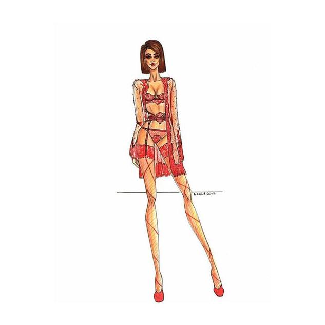"""❤️❤️❤️"" #illustration #illustrator #lin"