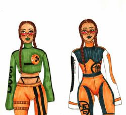 Dragon Ball Z Streetwear