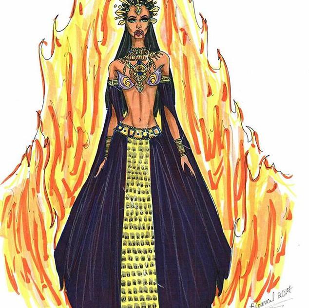 Aaliyah _Queen of the Damned_ 👄 #aaliya