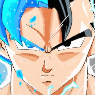 Goku 2faced.jpeg