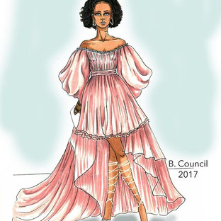 Rihanna in a #Bubble gum pink _giambatti
