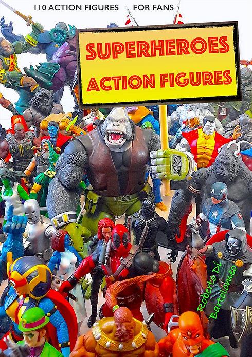 superheroes action figures