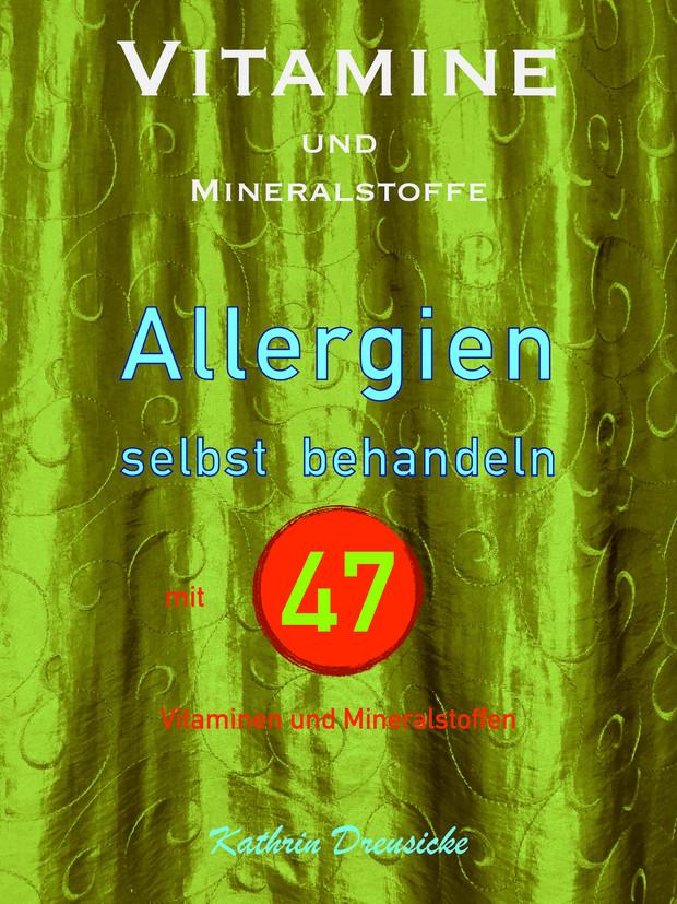 Buch zur Heilung von Allergien