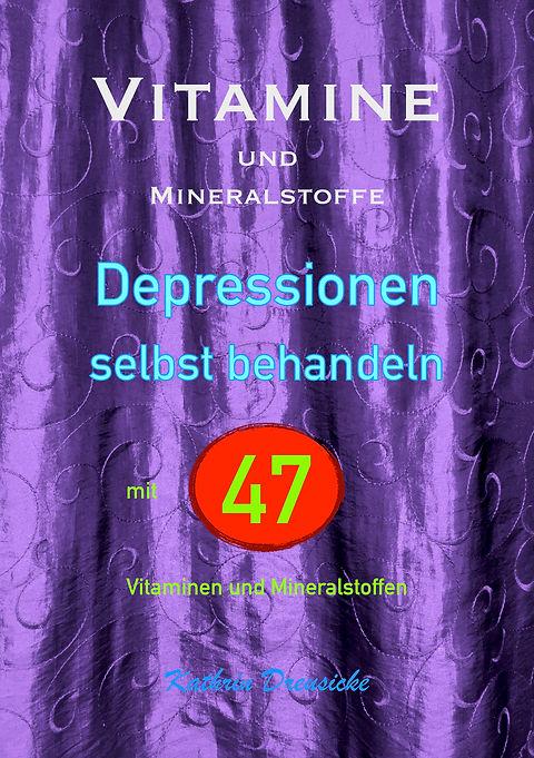 Depressionen selbst behandeln