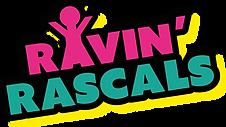 Ravin' Rascals Logo transparent.png