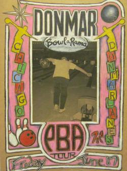 Donmar Bowl-o-Rama