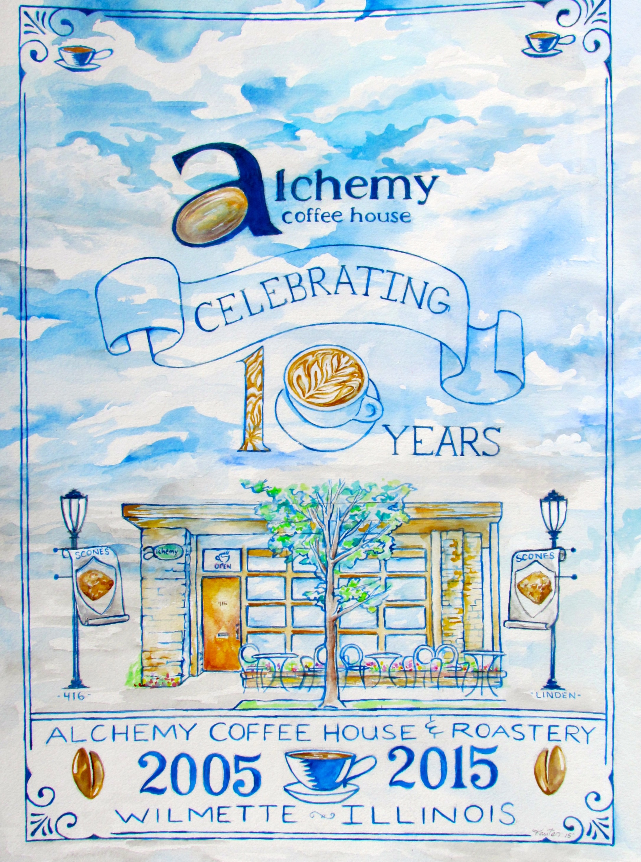 Alchemy 10th Anniversary