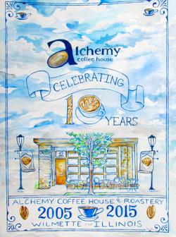 Alchemy 10th Anniversary