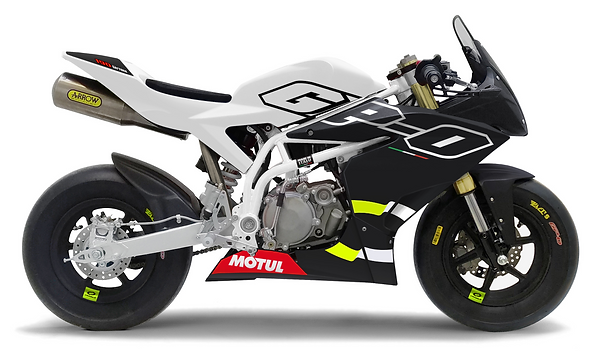 OHVALE GP0 190 Daytona 2020 - White 2.pn