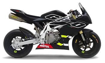 OHVALE GP0 190 Daytona 2020 - Black 2.pn
