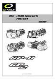 MSRacing Team- Prix pièces moteurs - 202