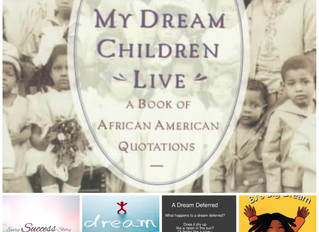 Teaching Our Dream Children to Live