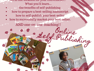 Self-Publishing/Coaching Online Course Now Enrolling