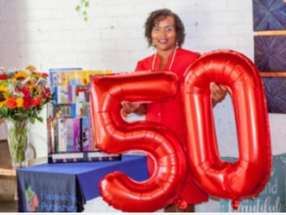 50th Book Hits the Shelf