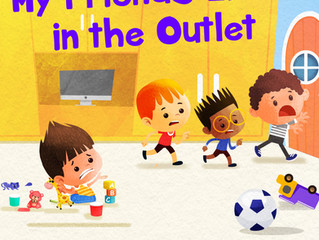 My Friends Lived in the Outlet--To Be Released on September 15th