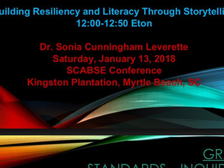 """""""Stay Woke:"""" Building Literacy and Resiliency Through Story Telling"""