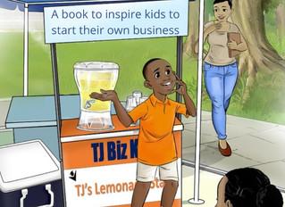 10-Year-Old Kidpreneur Releases Amazon Best-Selling Book