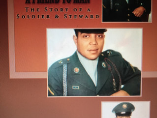 Ulysses Cunningham, A Friend to Man: The Story of a Soldier & Steward