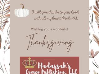 Grateful for God's Goodness