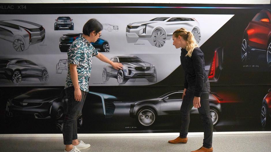 2020 Cadillac XT4 Meet the Designers