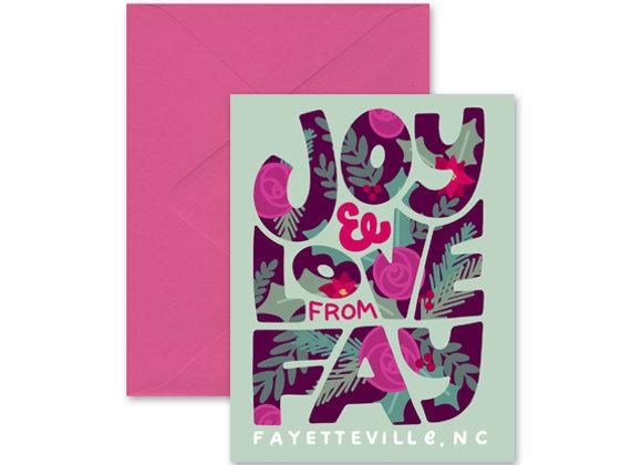 Joy Love Fay