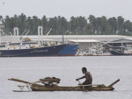 Climate change linked to PNG fishing losses