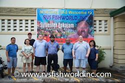 RVS FishWorld Inc Welcomes Sylvester Pok