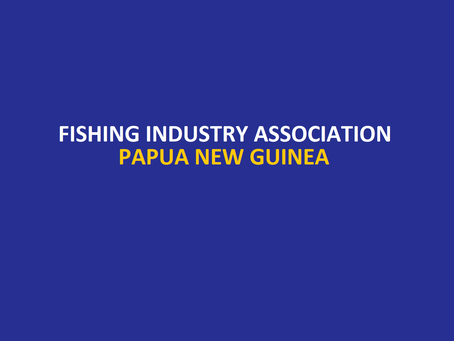 Papua New Guinea leading on Crew welfare and Social - Labor implementation in the tuna supply chain