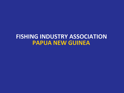 FIA PNG - Fishing Industry Association Of Papua New Guinea