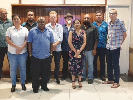 Latest Fishing News -Pacific Island Tuna Industry Identifies Current Issues And Priorities