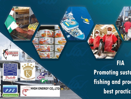 FIA (PNG) Inc., newest Member of the Global Dialogue on Seafood Traceability (GDST)
